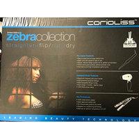 Coriolis Flip,Curl,Dry Full Set Zebra Dual Voltage, Dryer,Straightener,Curlier