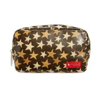 Macy039;s Coated Canvas Makeup Bag, Created for Macy039;s Black