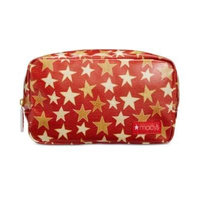 Macy039;s Coated Canvas Makeup Bag, Created for Macy039;s Red