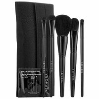 SEPHORA COLLECTION Face the Day 6 Piece Full Brush Set