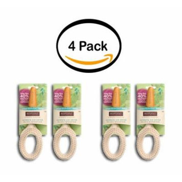 PACK OF 4 - EcoTools Ultimate Air Dryer Hair Brush