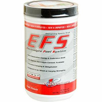 First Endurance Efsdrinkmix, Fruitpunch, 800g; 1.8lbs