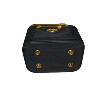 Cosmetic Case,train Case,beauty Case,travel Case,makeup with Inside Pocket (Navy