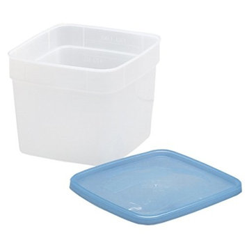 Arrow Home Products 04305 1.5 Pint Freezer Containers, 4-Pack [number_of_pieces: number_of_pieces-12]