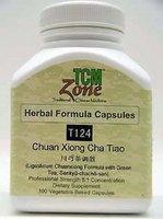 Chuan Xiong Cha Tiao San 100 vcaps by TCMzone