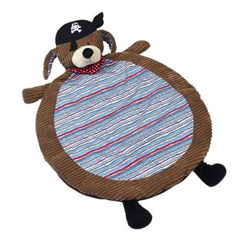 Maison Chic 90530 Patch the Pirate Dog Nap Mat 33 in.