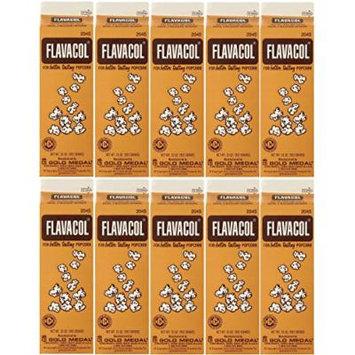 Gold Medal Prod. 2045 Flavacol Seasoning OLqrrq Popcorn Salt 35oz., 10 Pack