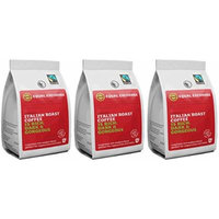 (3 PACK) - Equal Exchange - Org F/T Italian Grd Coffee   227g   3 PACK BUNDLE