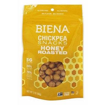 Biena Chickpea Snacks Honey Roasted by Biena