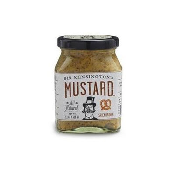 Sir Kensingtons's Spicy Brown Mustard (4x148oz)