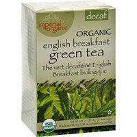 Uncle Lees Teas Imperial Organic Green Decaf English Breakfast Tea, Decaf English Breakfast 18 Bags by Uncle Lee'S Tea