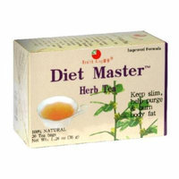 Health King Diet Master Herb Tea, Teabags, 20 Count Box by Health King