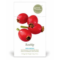 Heath & Heather Rosehip & Hibiscus Tea 50 Bags (Pack of 3) by Heath & Heather