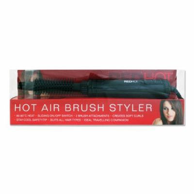 Benross Group Red Hot 37040 Hot Air Hair Brush Styler by Red Hot
