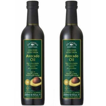 - Olivado - Extra Virgin C/P Avocado Oil | 250ml | BUNDLE by Olivado