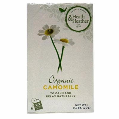 Heath And Heather 20% OFF Camomile Honey Tea 20 Bags by Heath & Heather
