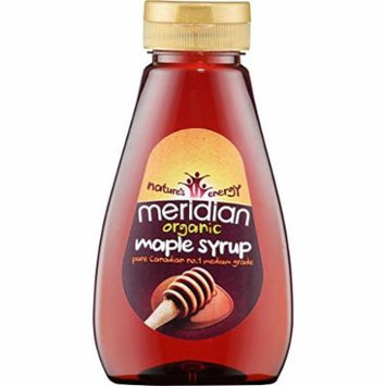 Meridian Organic Squeezy Maple Syrup 250ml by Meridian