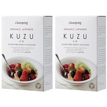 - Clearspring - Kuzu Root Starch Box | 125g | BUNDLE by Clearspring