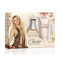 Shakira Elixir By Shakira For Women Edt Spray 2.7 Oz & Silky Body Lotion 3.4 Oz