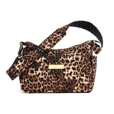 Ju Ju Be JuJuBe Legacy Hobobe - The Queen Of The Jungle Messenger & Cross Over Bags