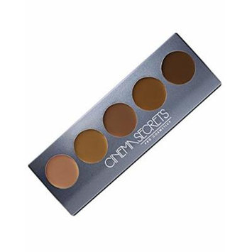 Ultimate Foundation 5-in-1 PRO Palette, 100 Series