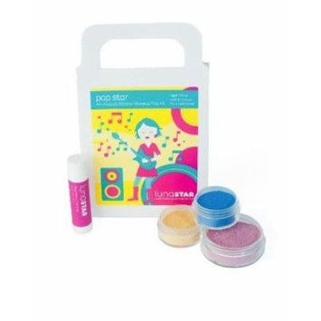 Luna Star Makeup Luna Star All Natural Pop Star Play Makeup Kit by Lunastar