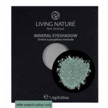 Living Nature Mineral Eyeshadow - Greenstone (Shimmer - Dark Green)