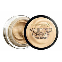 Max Factor Whipped Creme Foundation 60 Sand 18 ml by Max Factor