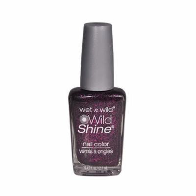 Wet N Wild Nail Color: Night Prowl #467 by Wet 'n Wild