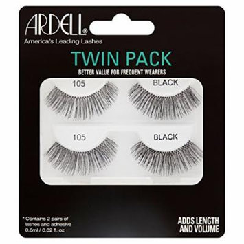 Ardell Twin Pack 105 False Lashes by Ardell