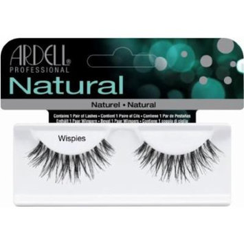 Ardell Invisibands False Eyelashes - Wispies Black (Pack of 4) by Ardell