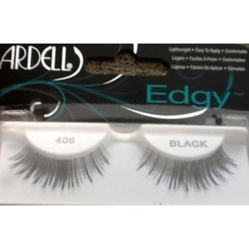 Ardell Edgy Fake Eyelashes, 406 Black