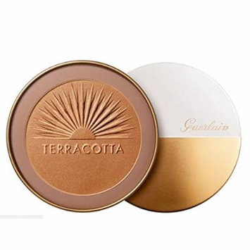 Guerlain Terracotta Ultra Effect Bronzing Powder, Shine Shimmer, 0.35 Ounce