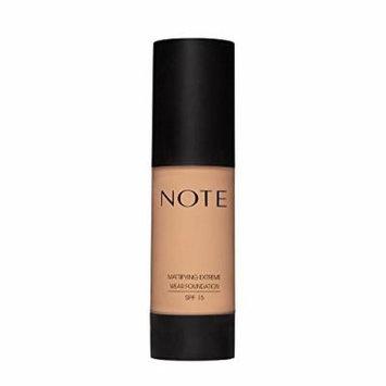 Note Cosmetics Mattifying Extreme Wear Foundation (06 Dark Honey)