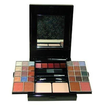 Beauty Revolution 35 Colors Complete Makeup Kit With Runway Colors Makeup Palette JC251 by Miss Pink Cat