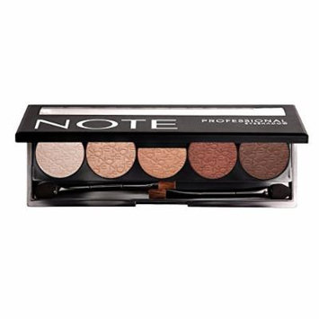Note Cosmetics Professional Eyeshadow (104)