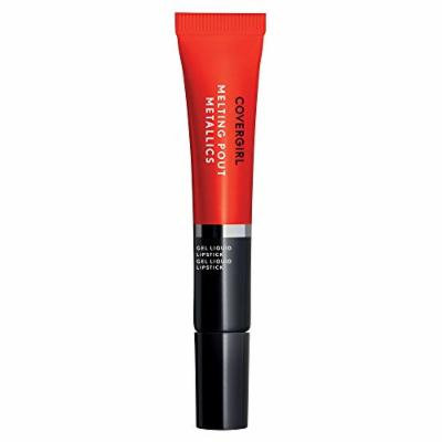 COVERGIRL Lipstick Red 0.3 floz , pack of 1