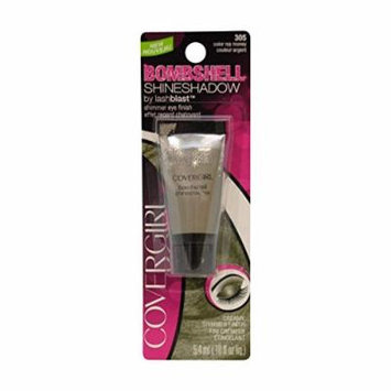 CoverGirl Bombshell Shine Shadow Eye Shadow, Color Me Money [305] 0.18 oz by COVERGIRL