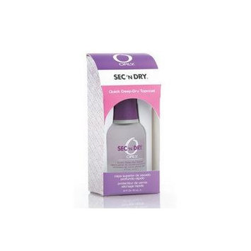 Orly Sec'n Dry Quick Dry Top Coat-0.6 Oz by Orly
