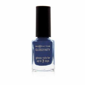 Max Factor Glossfinity Nail Polish 140 Cobalt Blue by Max Factor