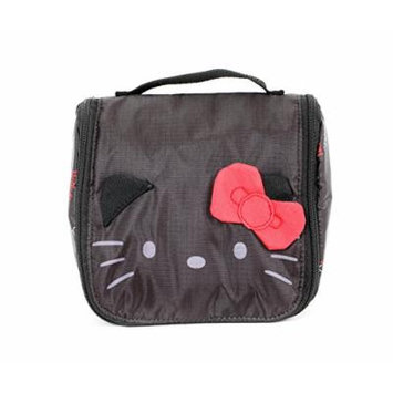 Hello Kitty Hanging Pouch: Red Logo