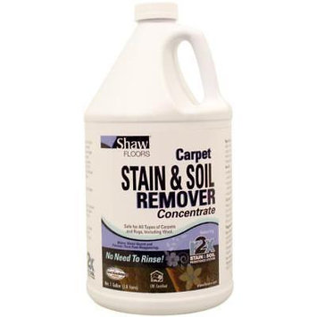 Shaw-R2Xcg01C Shaw R2X Carpet Stain & Soil Remover Concentrate, 1 Gallon