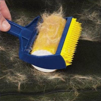 Reusable Handheld Picker Lint Sticking Roller Pet Hair Remover Brush