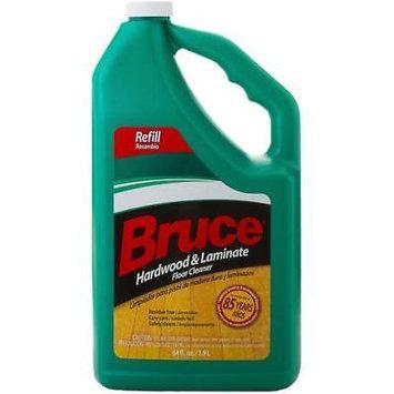 Bruc-W9Refill Bruce Hardwood & Laminate Floor Cleaner - 64Oz Refill