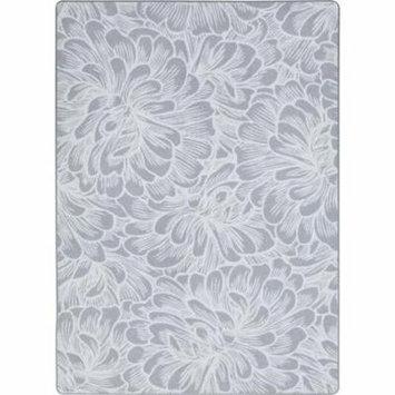 Joy Carpets 1975D-01 New Bloom Carpets in Sterling, Nylon