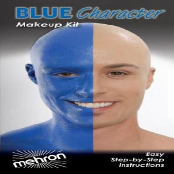 Halloween Blue Character Kit - All In One Makeup Kit
