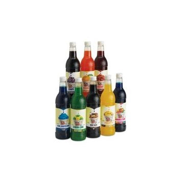 GOLD MEDAL PRODUCTS 1423 SYRUP SNO-KONE CHRRY 25OZ