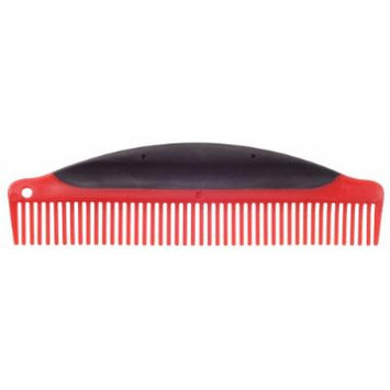 Tough 1 Easy Grip Comb, Red, 8 3/4-Inch