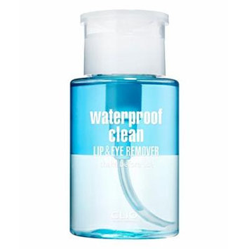 Clio Waterproof Clean Lip&Eye Remover, 0.5 Ounce