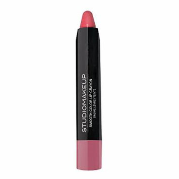 STUDIOMAKEUP Smooth Color Lip Crayon, Merlot, 0.09 Ounce
